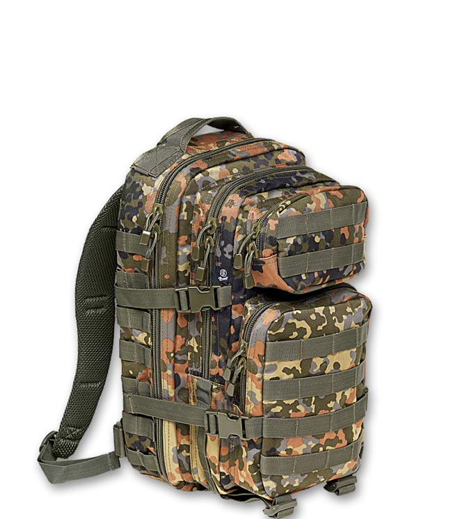 RuckSack Us Cooper Medium Flecktarn
