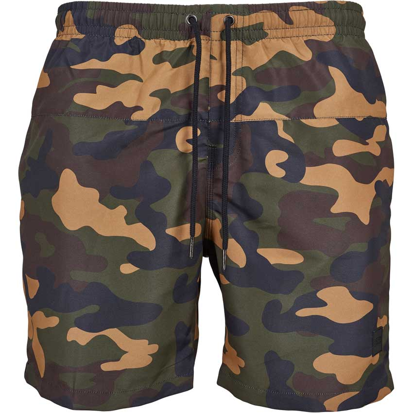 Swimshort camo WoodCamo