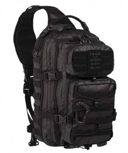 Onestrap assault pack lg tactical black