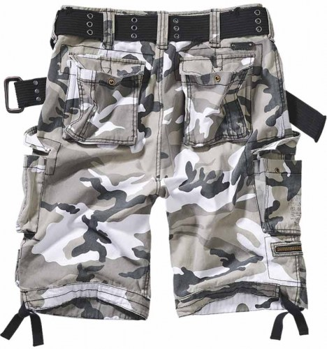 200115 Savage Shorts Urban camo Brandit