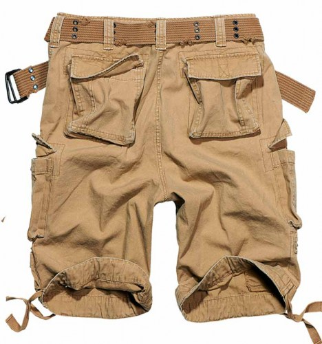 Savage Shorts Beige