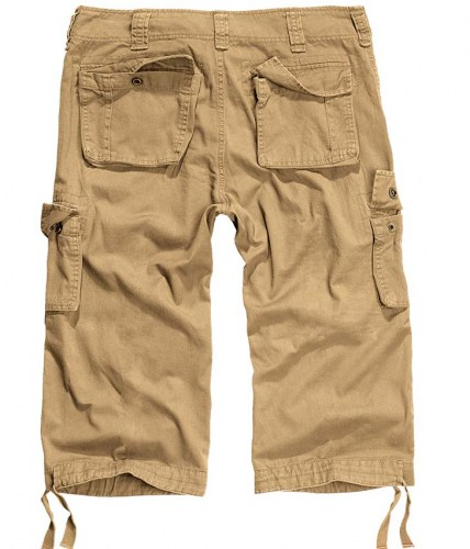 URBAN LEGEND ¾ SHORTS BEIGE