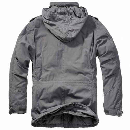 Brandit M65 Giant Jacket Charcoal Grey