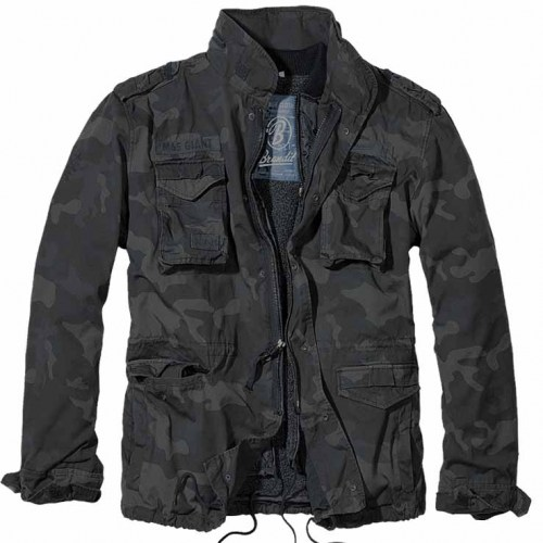 Brandit M65 Giant Jacket DarkCamo