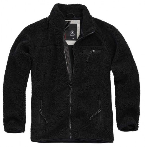 Teddyfleece Jacket Black