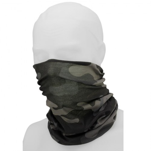 7016-4 Multifunctional Head scarf DarkCamo Brandit