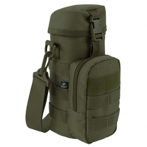 80411-Molle-Pouch-BottleHolderII-Olive-Front