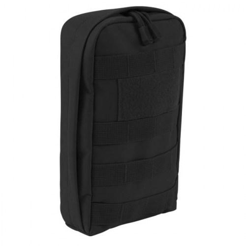 80442-Molle-Pouch-Snake-Black-Front
