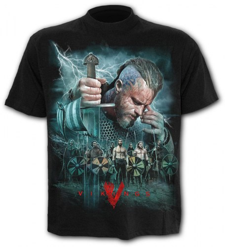 tshirt-vikings-battle-black
