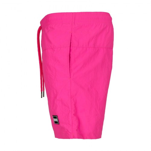 Swimshort Block NeonPink