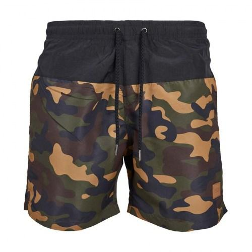 Swimshort Block Wooland