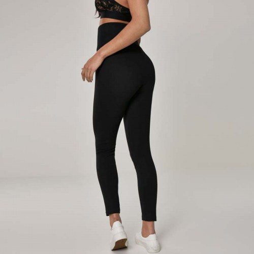 TB2633-Black-HighWaist-Leggings-Back1