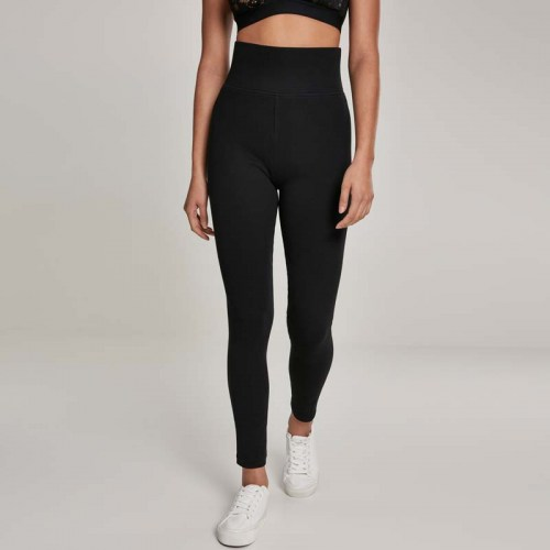 TB2633 Black Leggings High Waist Urban Classics