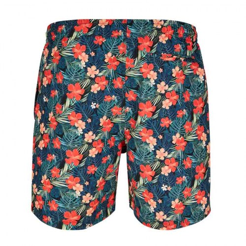 TB2679 Swimshort Pattern Tropical aop Urban Classics