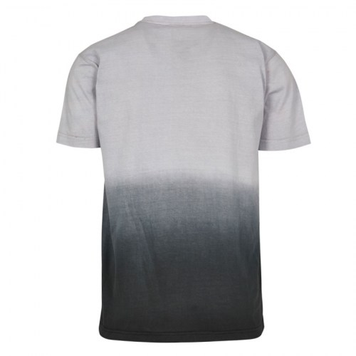 Tshirt Dip Dyed Grey - Black
